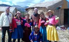 Титикака.Перу